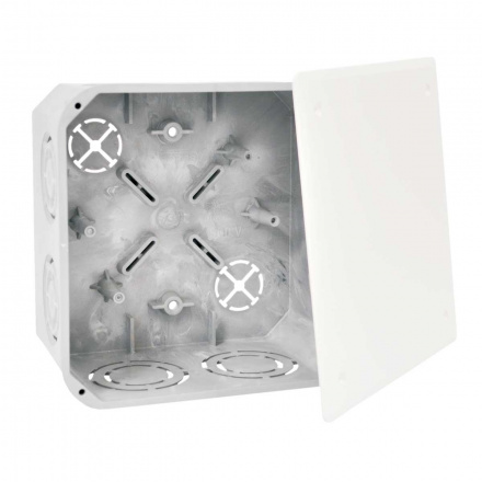 KO 125 KA - krabice s víčkem KO 125 V