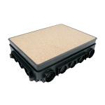 KUP 80 FB - krabice univerzální podlahová