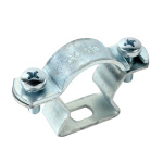 5216E ZNM S - příchytka OMEGA pro ocelové trubky EN