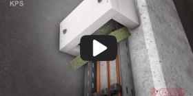 Embedded thumbnail for საკაბელო დამჭერის საფარი KPS სამონტაჟო ინსტრუქცია